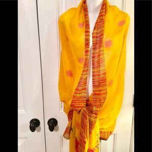 Beyond Gorgeous Beach Sarong, Wrap or Cover Up